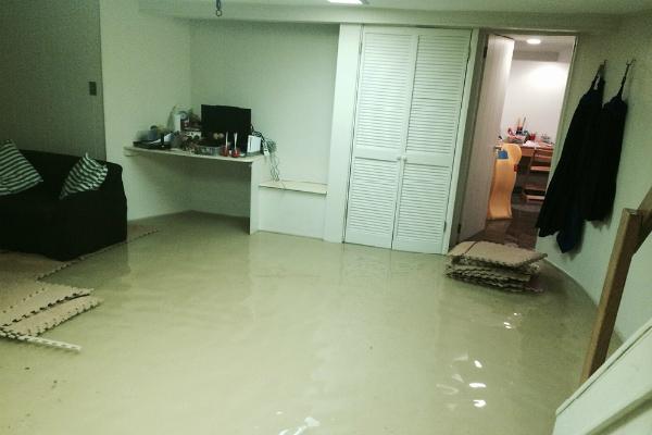 доказательства залива квартиры