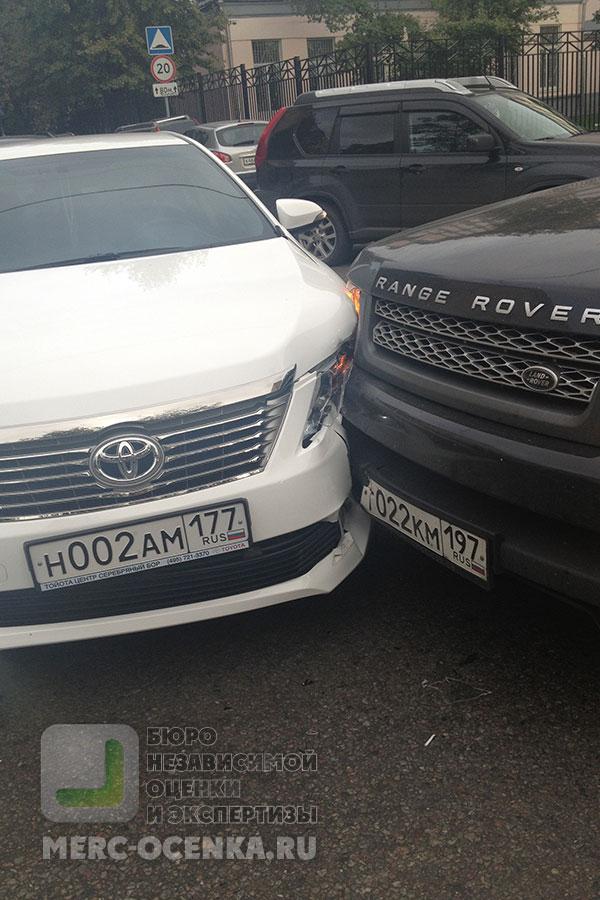 независимая экспертиза автомобиля после дтп для суда москва - фото 9